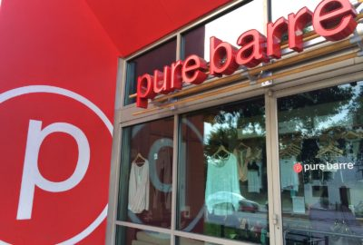 Summer Challenge // Pure Barre