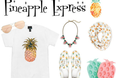 Trending // Pineapple Express