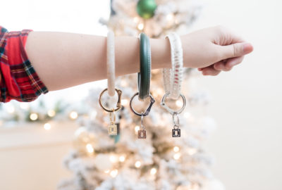 BIG O RING KEY CHAIN + Giveaway