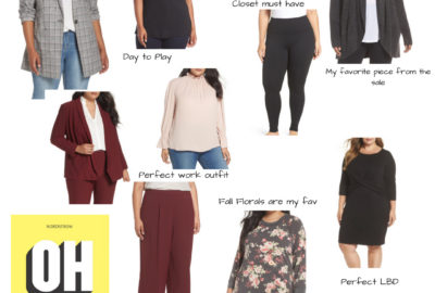 Nordstrom Sale Plus Size Picks