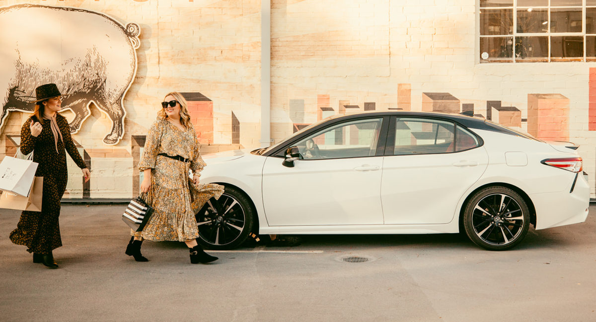 48 Hours in Atlanta with Toyota Camry : There for Life