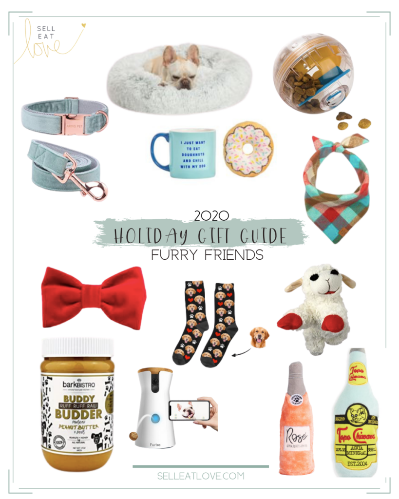 gift guides for pets - collection of gift ideas for pets and pet lovers