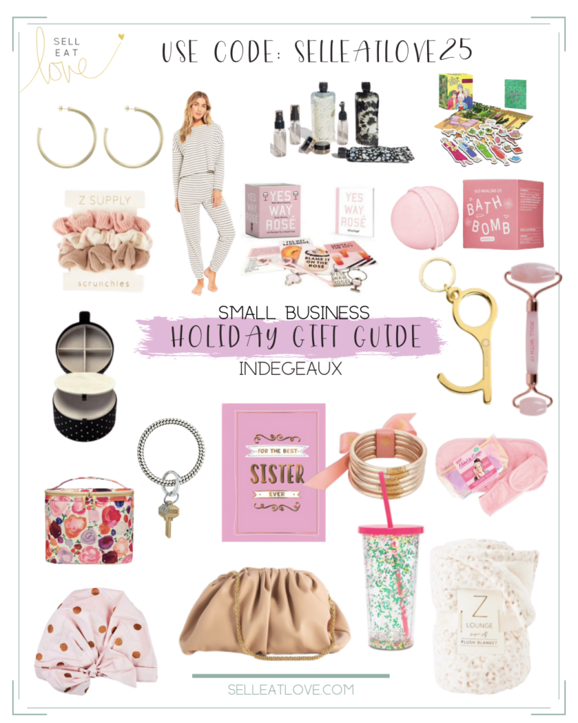 Gift Guides Small Business Indegeaux