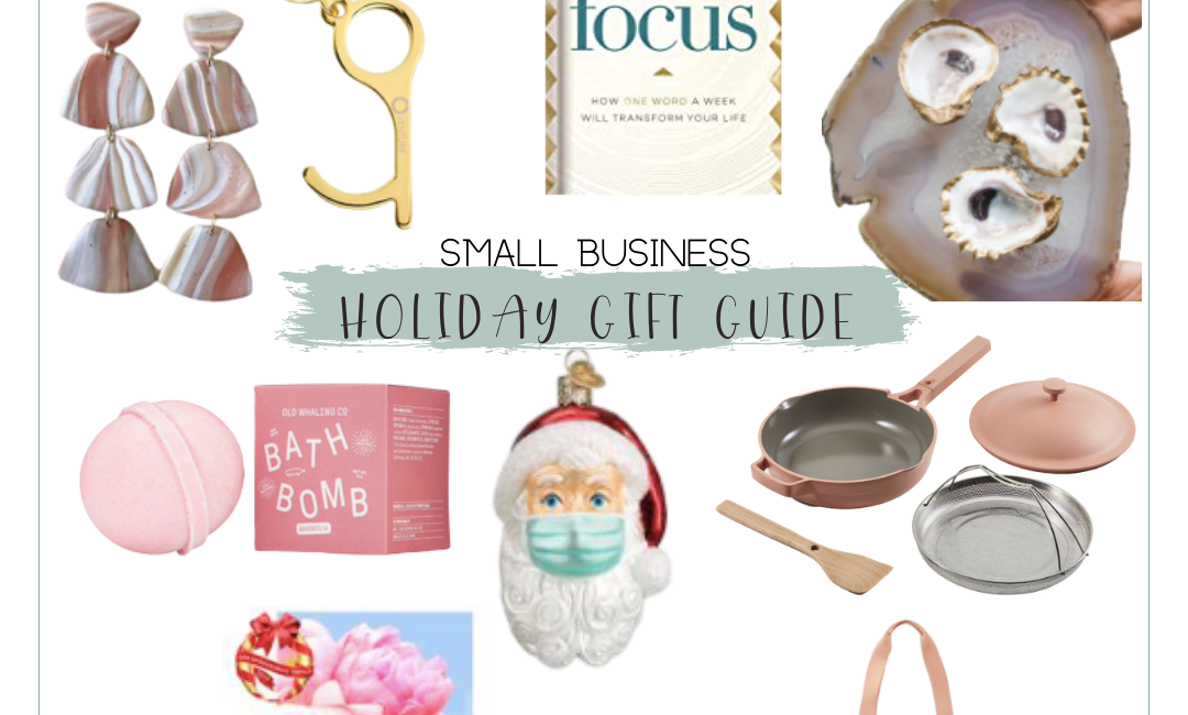 GIFT GUIDES | SMALL BUSINESS