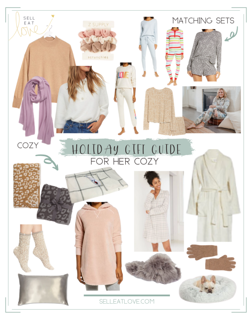 Gift Guides for Her Matching Sets and Cozy