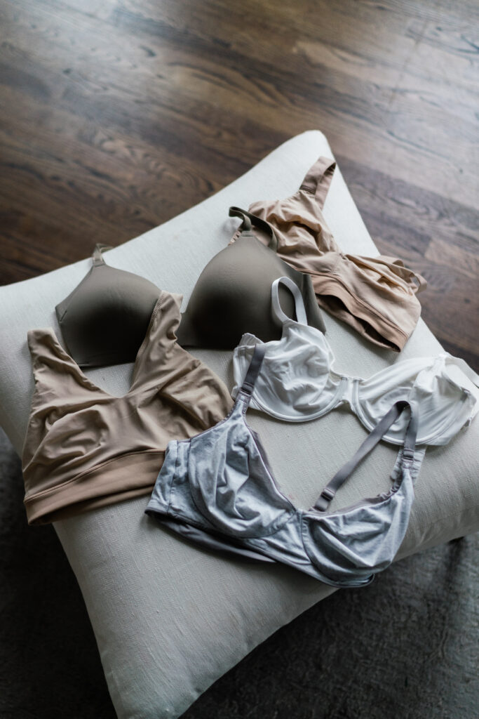 Bras and Lingerie Basics Every Woman Should Own. The Bra-llelujah Bra by Spanx. The Knix Wing Woman Contour Bra. The Women's Icon Full Coverage Lightly Lined Bra-Auden from Target