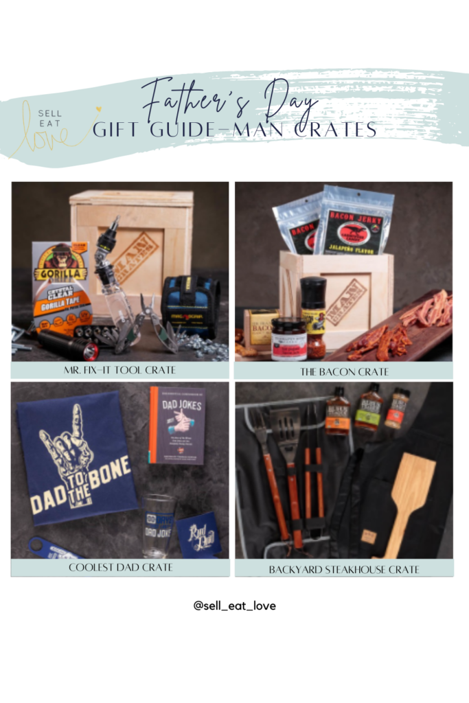 Father's Day Gift Guides - Man Crate
